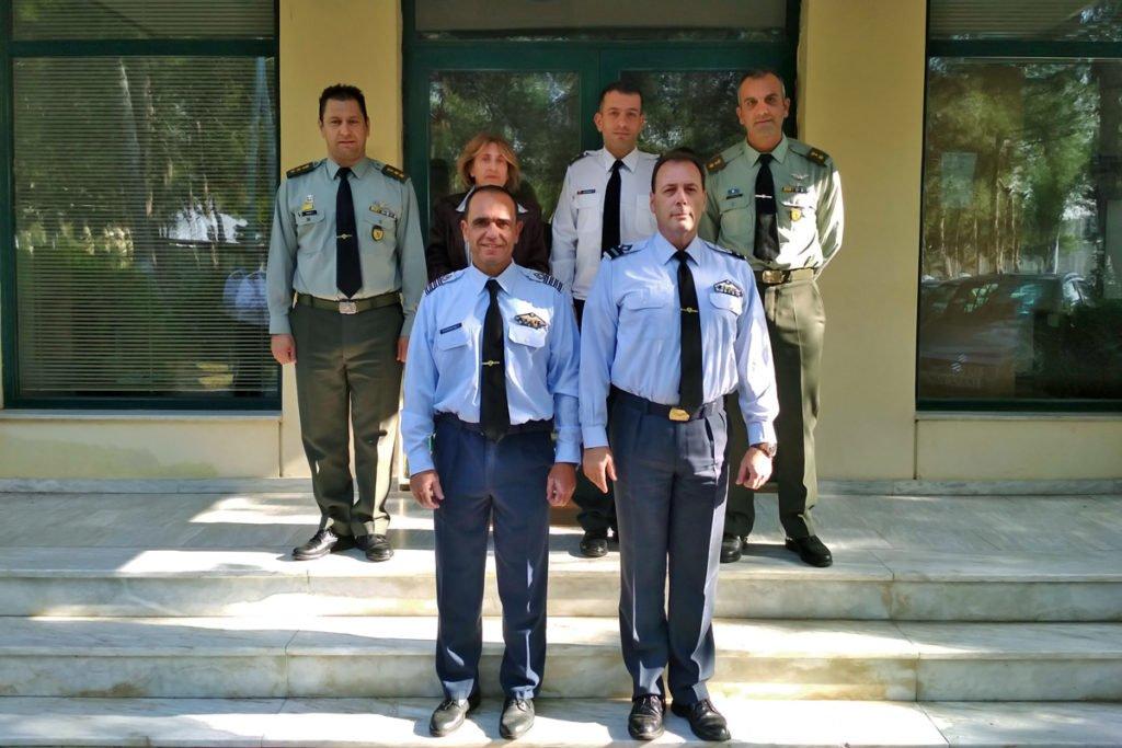 IAMD COE Establishment Team